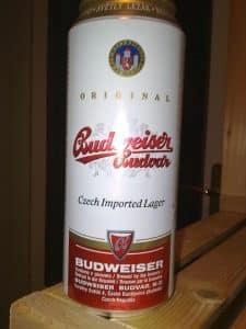 Pivo Budweiser Budvar