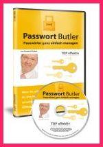 Passwortbutler das Passworttool zum Erstellen und Verwalten Deiner Passwörter und Logindaten